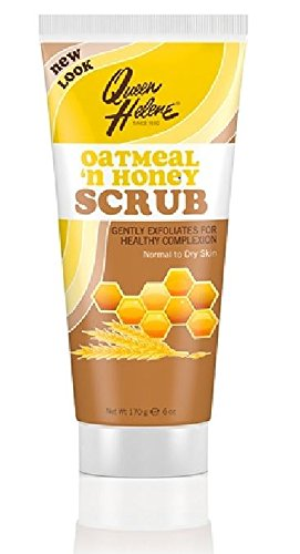 Oatmeal and Honey Face Scrub