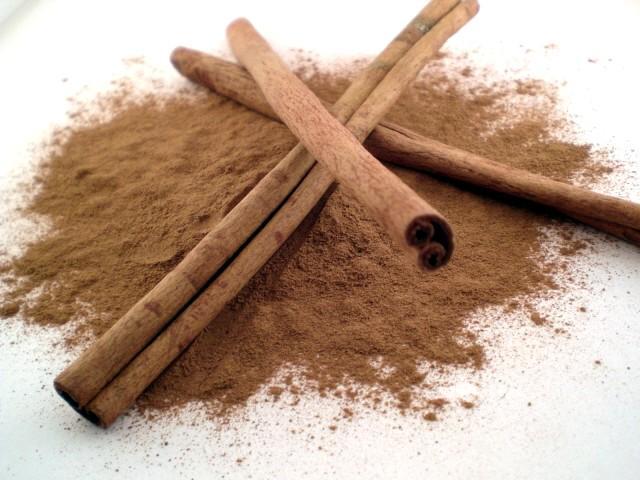 Cinnamon Scrub