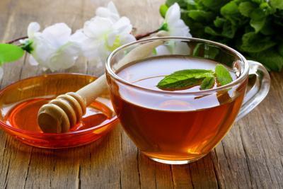 Green Tea and Honey Mask
