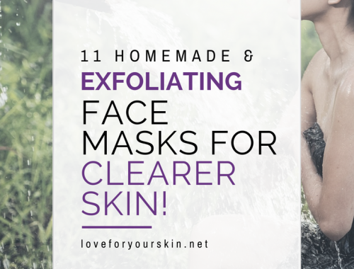 11 Homemade Exfoliating Face Masks for Clearer Skin
